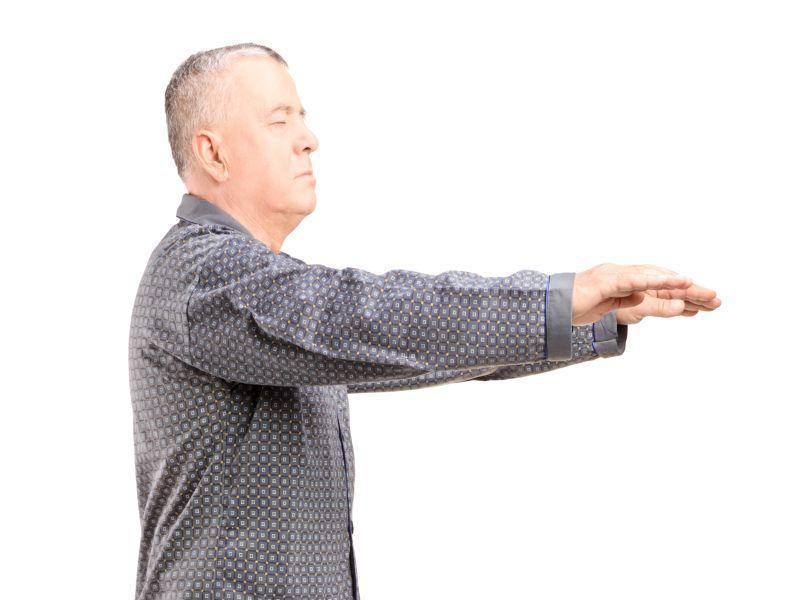 News Picture: Sleepwalking Tied to Higher Odds for Parkinson's in Men
