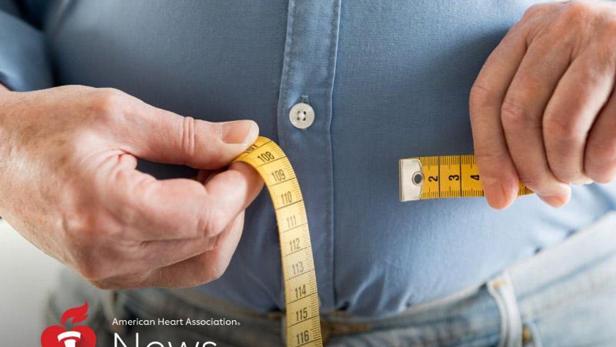 AHA News: Waist Size May Better Predict AFib Risk in Men