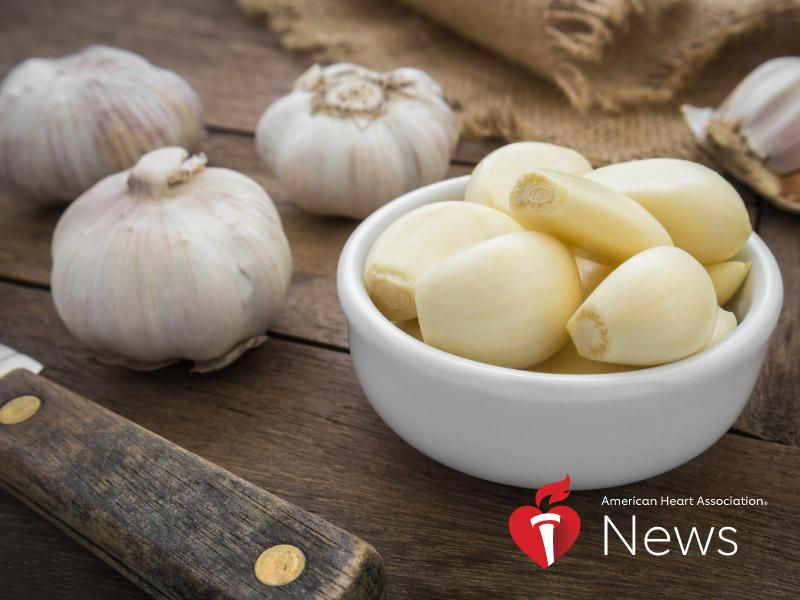 News Picture: AHA News: Sorting Folklore From Fact on the Health Benefits of Garlic