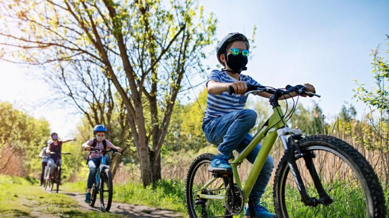 AHA News: Boosters Hope Bicycling Boom Outlasts the Pandemic