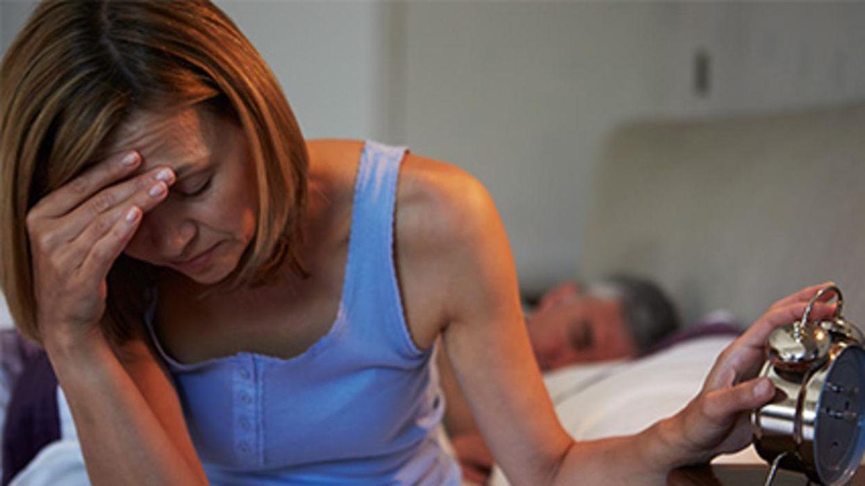 Dormir mejor puede significar más sexo para las mujeres
