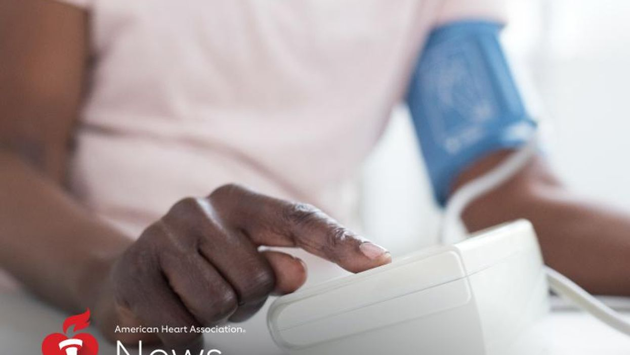 AHA News: 5 Things to Know About Blood Pressure Before It's a Problem