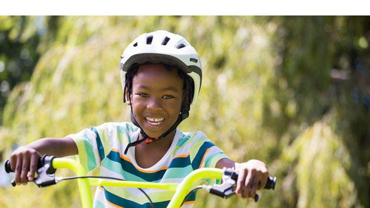 Bike-Linked Head Injuries Plummet for U.S. Kids, But Not Adults