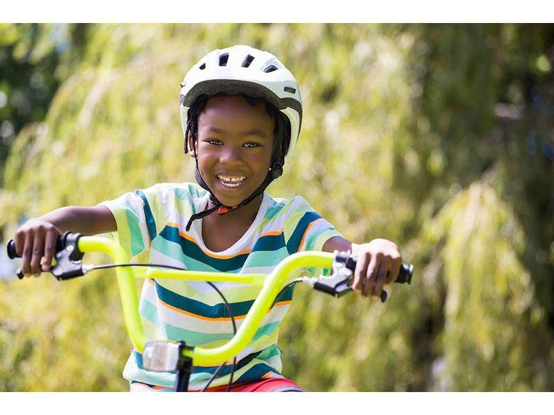 Bike-Linked Head Injuries Plummet for U.S. Kids, But Not Adults