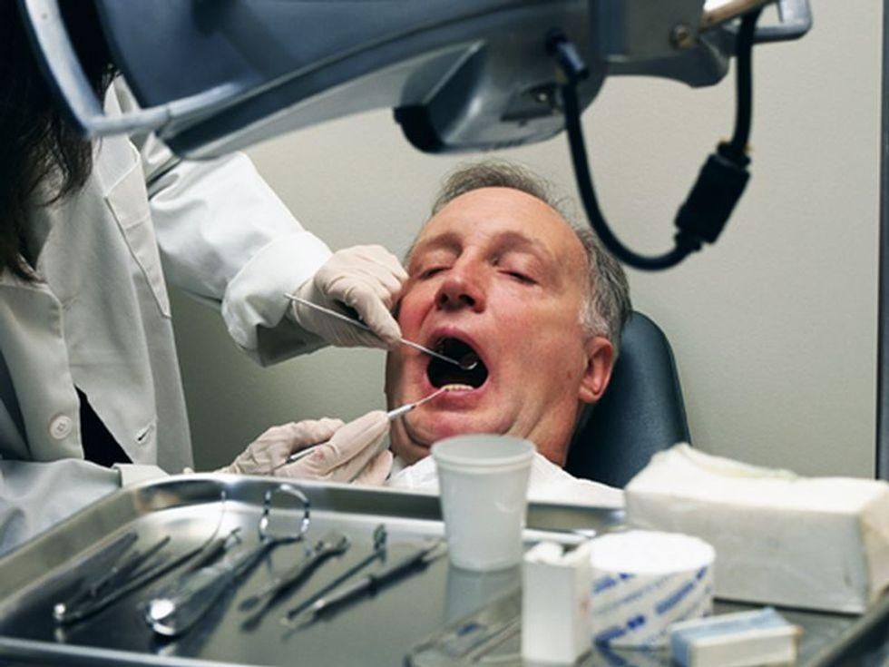 News Picture: Odds of Catching COVID at Dentist's Office Very Low: Study