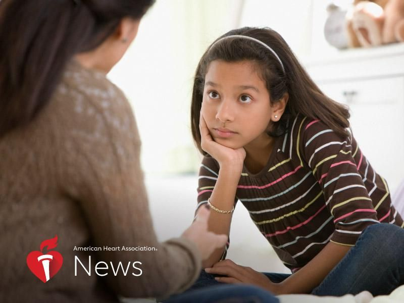 News Picture: AHA News: What to Tell Your Young Teen About Their Shot at the COVID-19 Vaccine