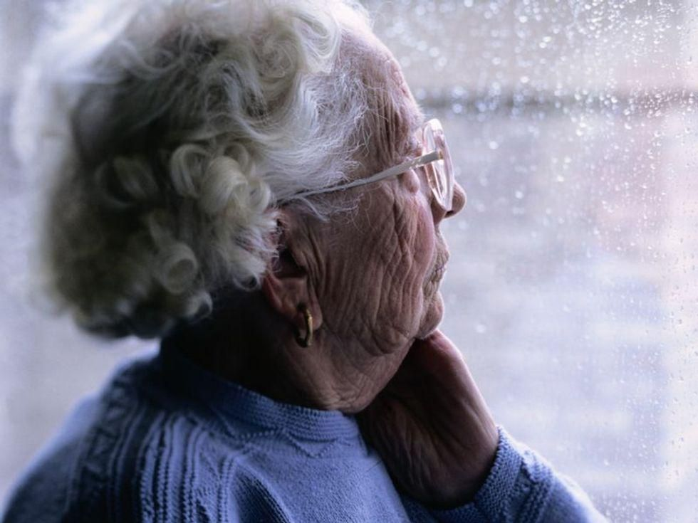 News Picture: Depression Even More Common With Heart Failure Than Cancer