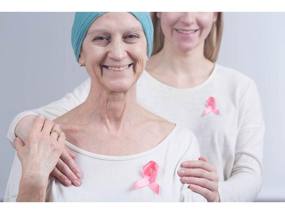 News Picture: Drug Lynparza Could Help Fight Some Early-Stage Breast Cancers
