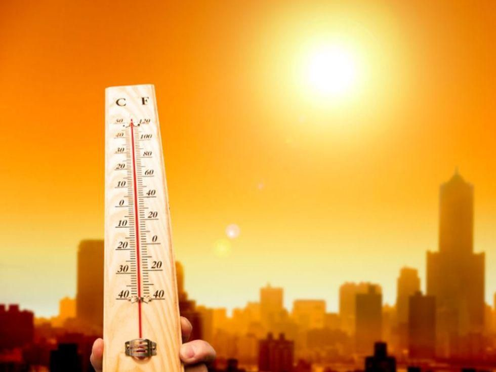 News Picture: Global Warming to Blame for 1 in 3 Heat-Related Deaths Worldwide