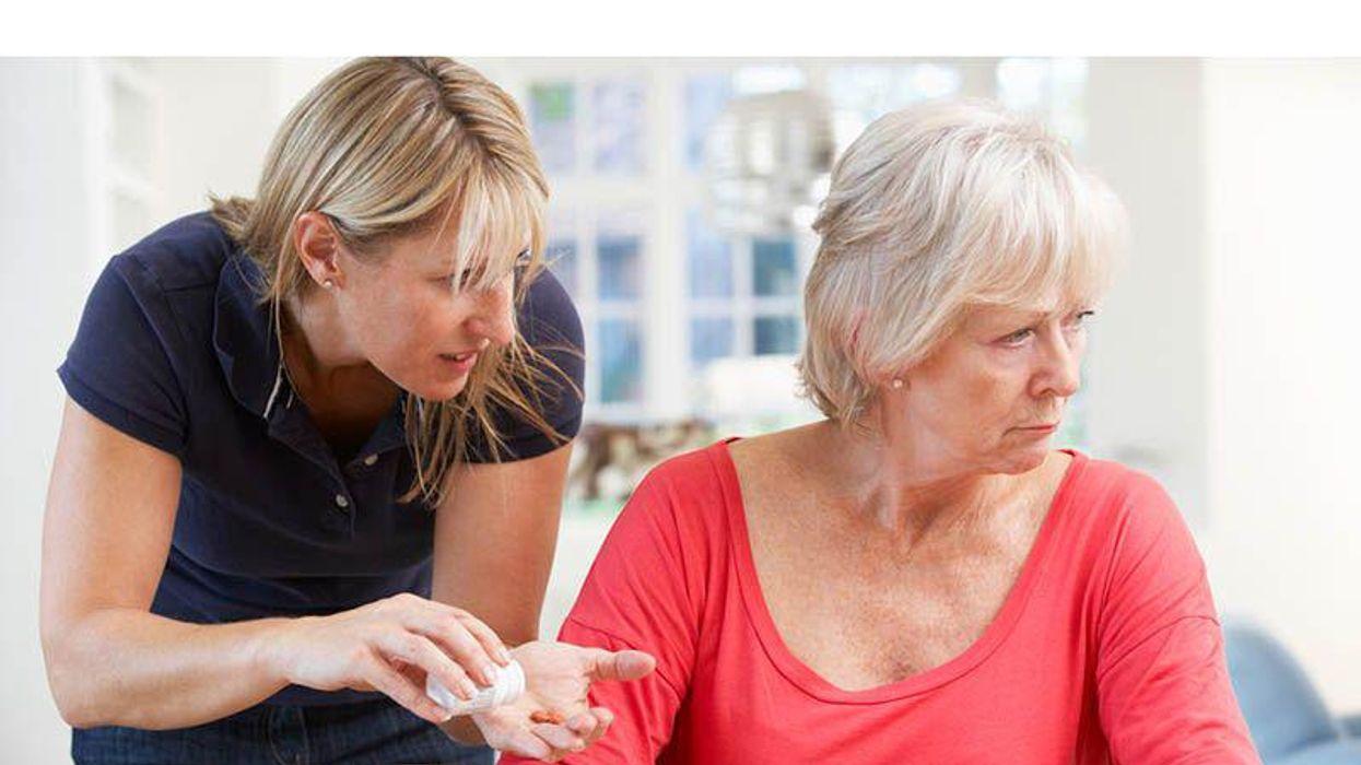 Uncooperativeness and Alzheimer's