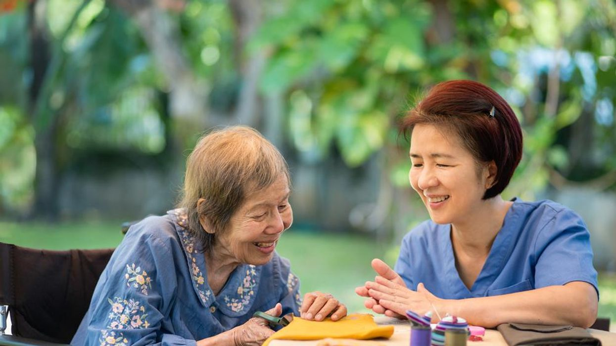Recreation and Alzheimer's Patients