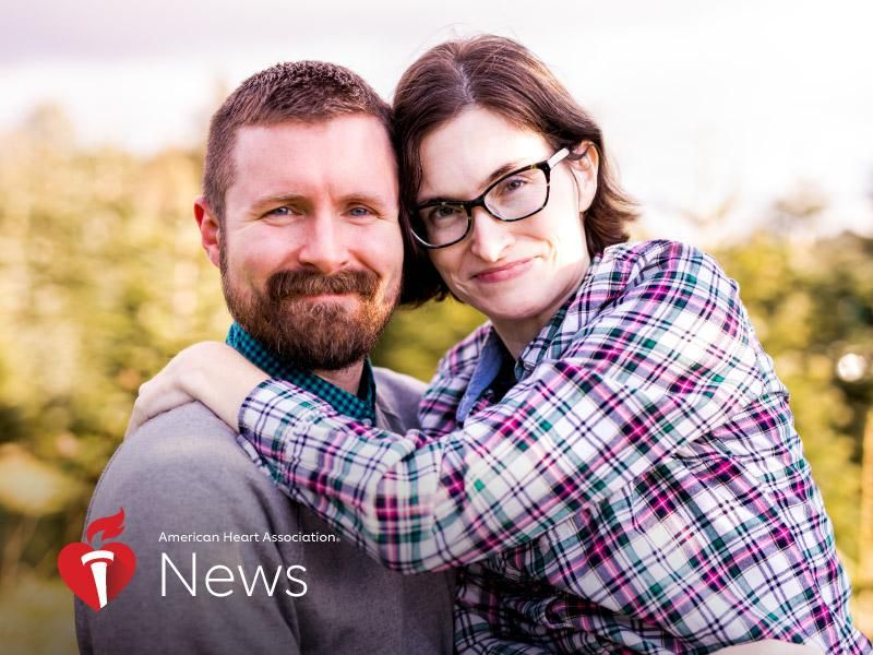 AHA News: A Stroke at 34 Rocked Her Family's World