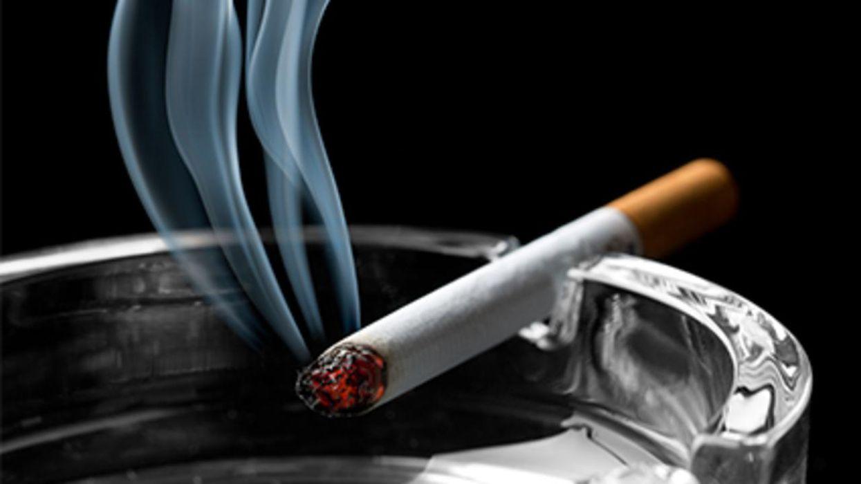 Un estudio halló que los niños expuestos al humo de segunda mano durante el embarazo tienen un riesgo más alto de problemas respiratorios