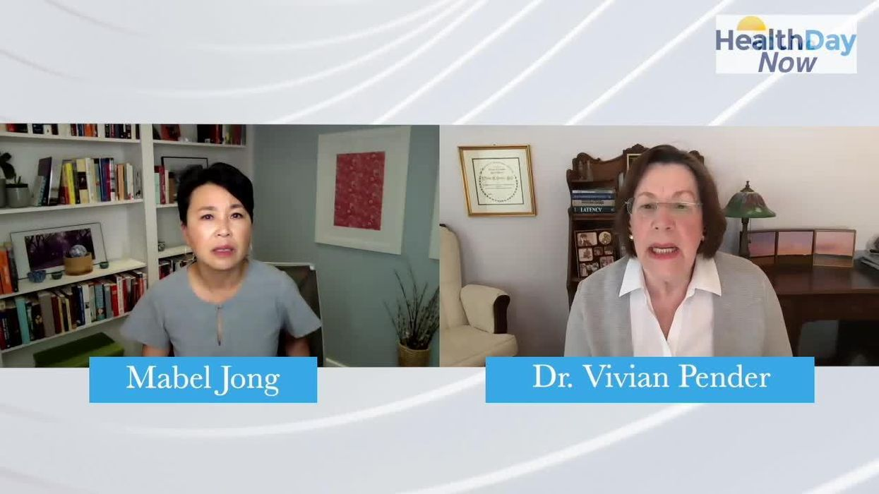 HealthDay Now: The State of Mental Health and Post-COVID Stress Disorder