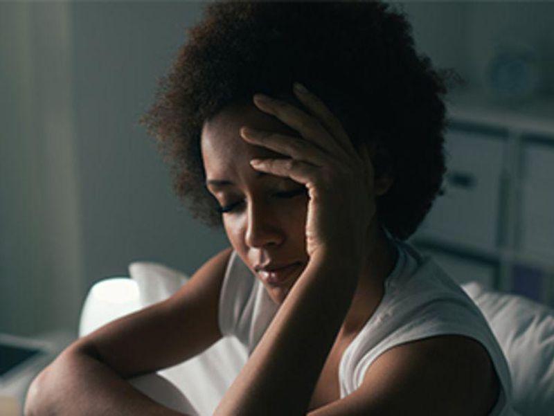 'Yo-Yo' Dieting May Mean Sleepless Nights for Women
