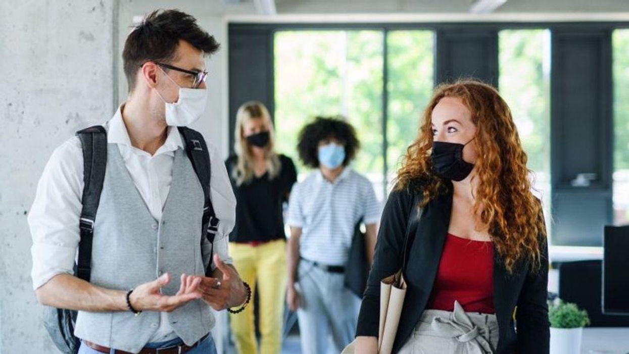 Mask Up or Not? One Factor Dictates a Social Norm
