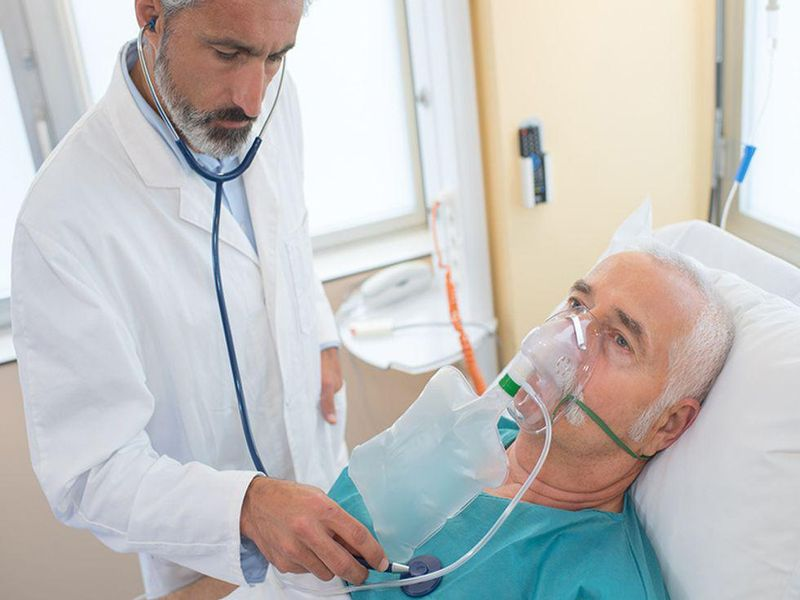 Testosterone Might Influence COVID Severity in Men
