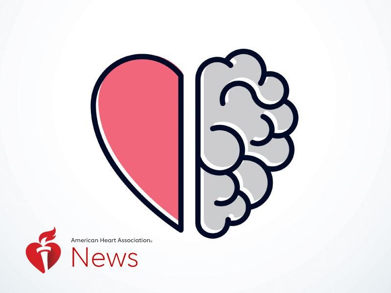 News Picture: AHA News: Link Between Depression and Heart Disease Cuts Both Ways