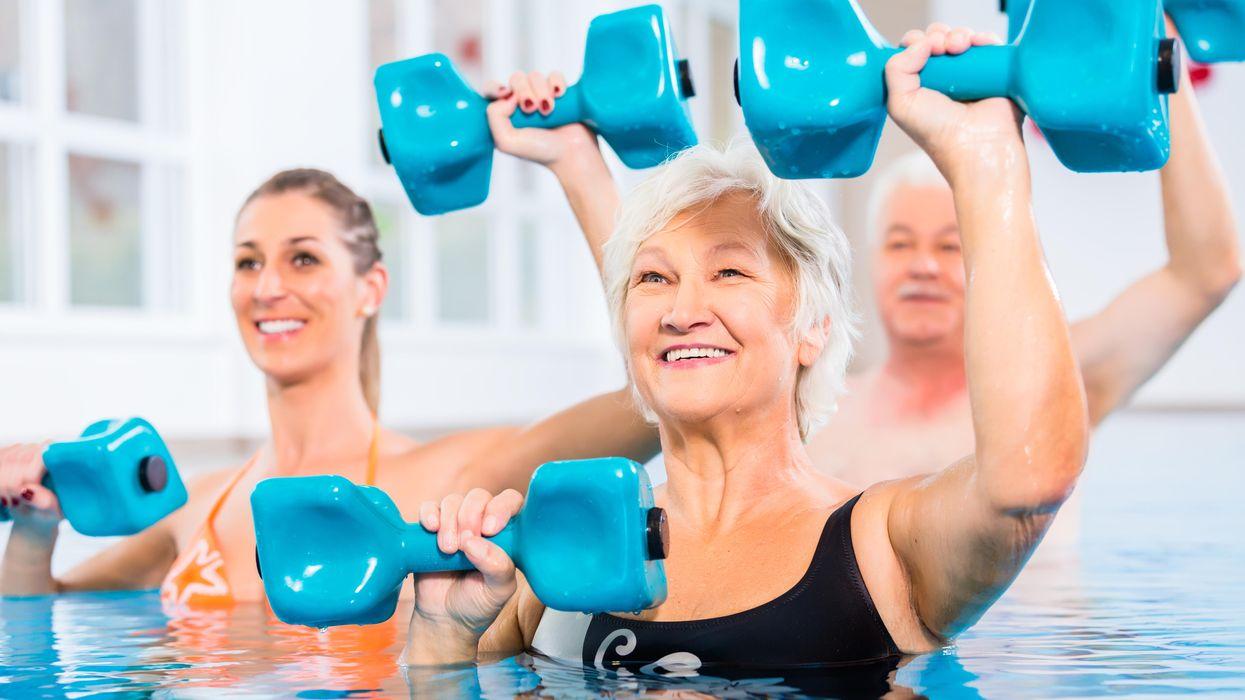 Aquatic Therapy for Arthritis