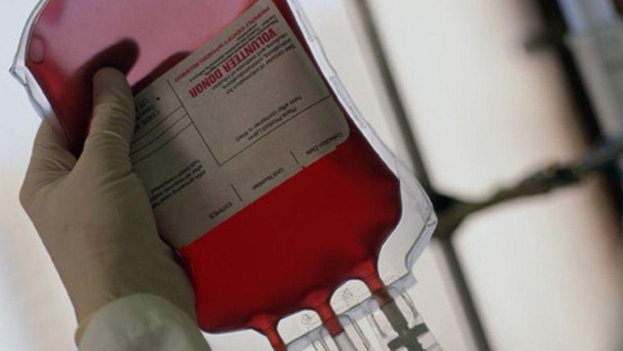 U.S. Blood Supply Is Safe From Coronavirus, Study Finds