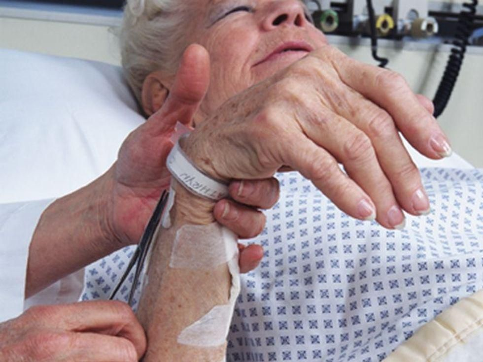 News Picture: Strokes Hitting COVID Patients Are More Severe: Study
