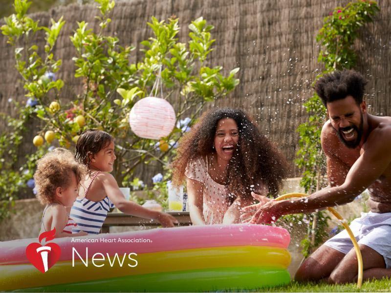 AHA News: As the Mercury Rises, Follow These 5 Summer Survival Tips
