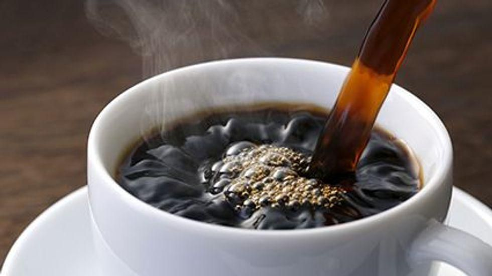 News Picture: Too Much Caffeine Might Raise Your Odds for Glaucoma