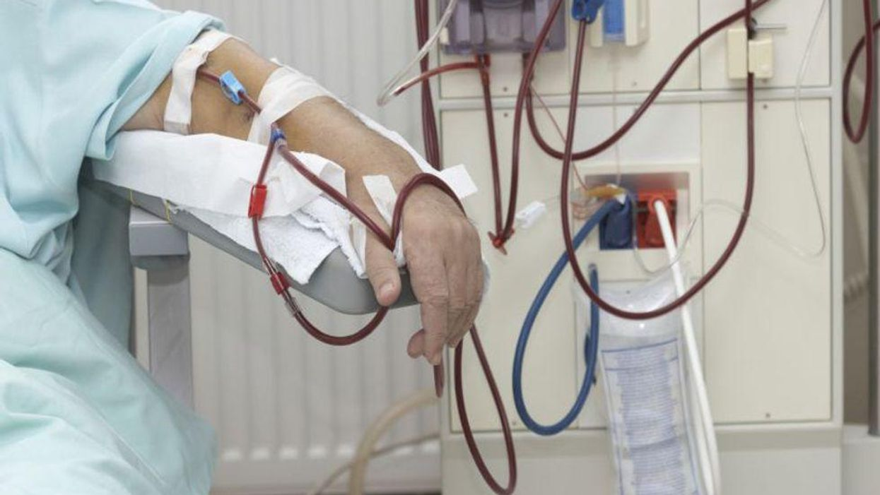Factors ID'd for COVID-19 Infection Risk in Dialysis Patients