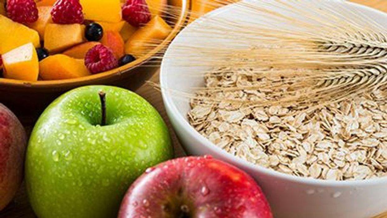 fiber and lowering cholesterol