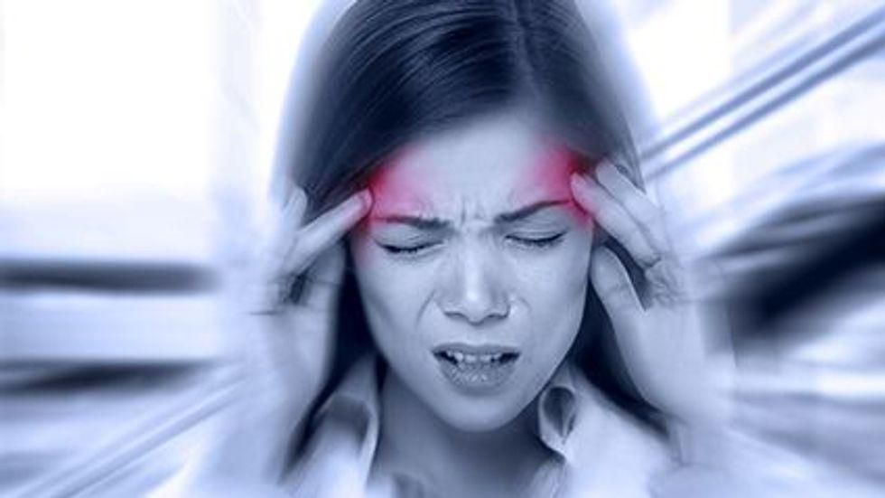 News Picture: What Works Best to Ease Migraines?