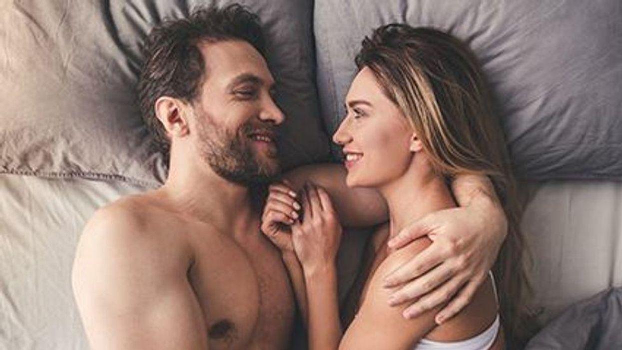 having enough sex