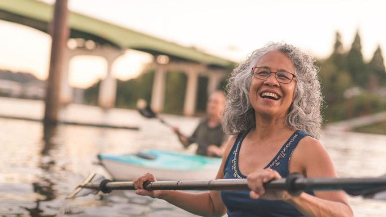 AHA News: Superar las barreras de la mediana edad para hacer ejercicio y mejorar la salud