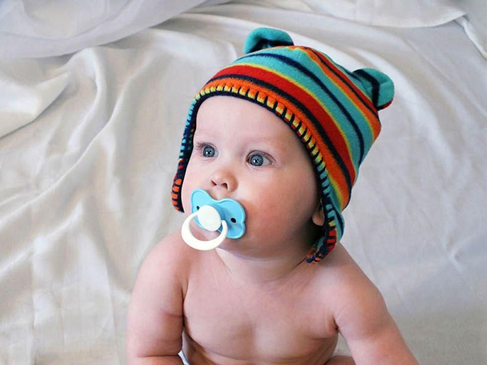 Babies Produce Strong Immune Response to Ward Off COVID-19: Study thumbnail
