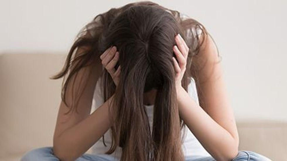 News Picture: Big Rise in Suicide Attempts by U.S. Teen Girls During Pandemic