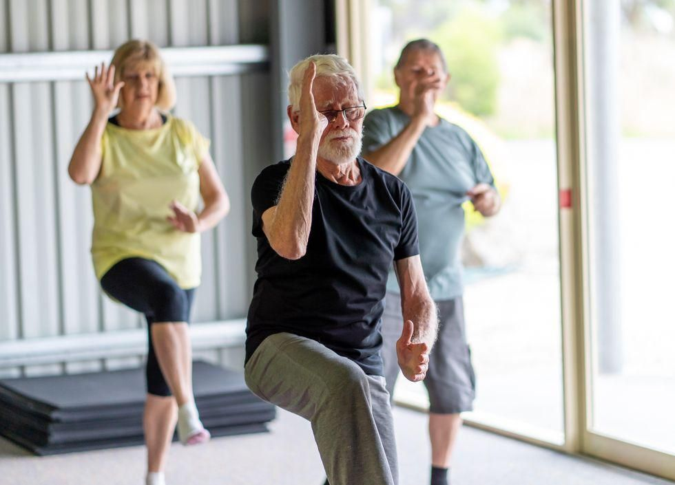 News Picture: Tai Chi May Ease Depression, Insomnia for Stroke Survivors: Study