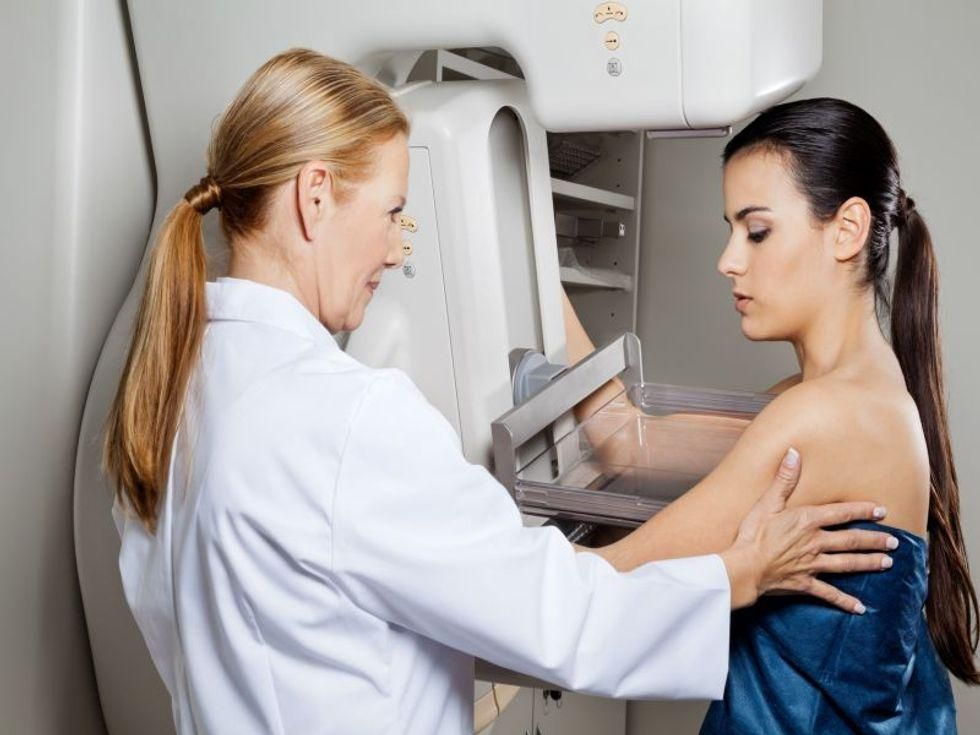 News Picture: Fertility Drugs Won't Raise Breast Cancer Risk