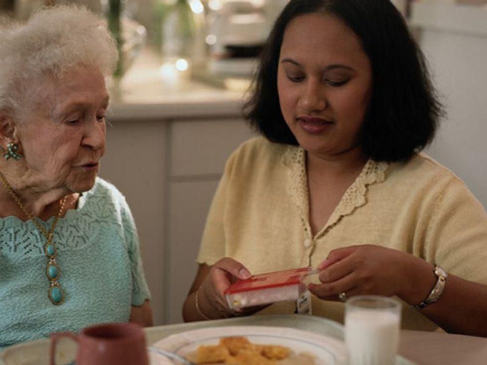1 in 3 Caregivers for Elderly May Be Untrained, Unscreened