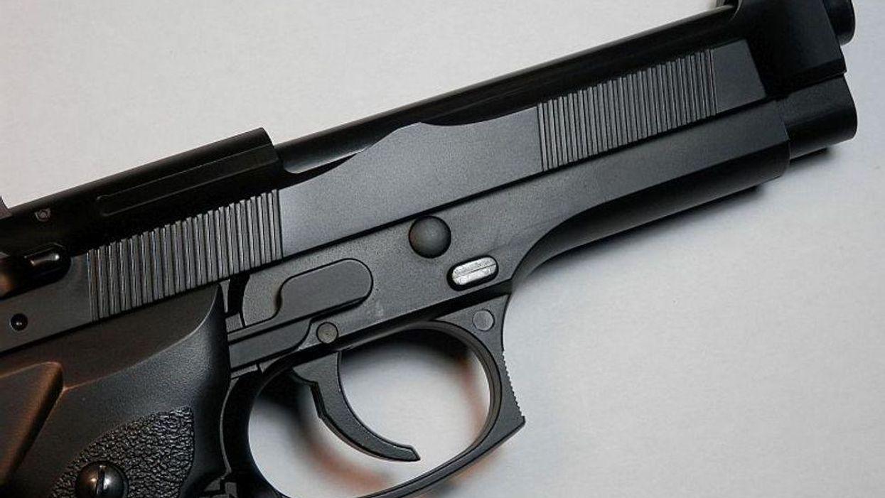 pistol gun