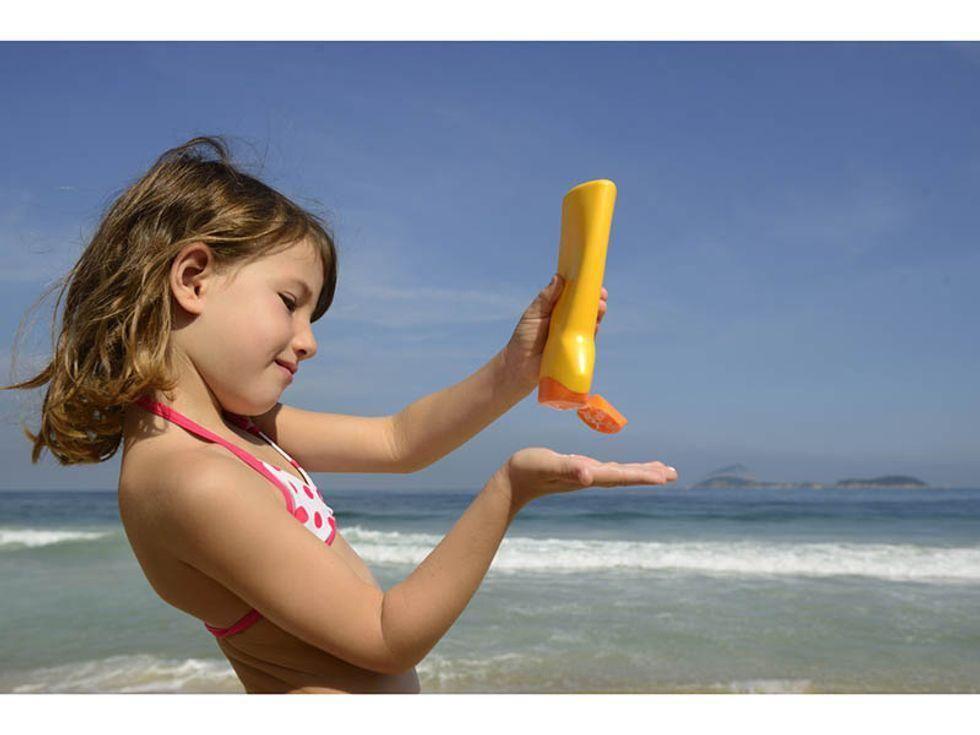 Shining a Light on Sunscreens