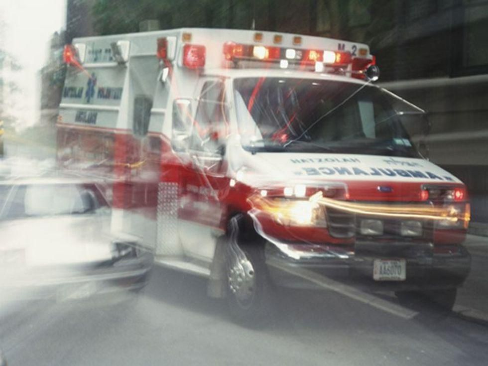 High Deductibles Keep Folks With Chest Pain From Calling 911