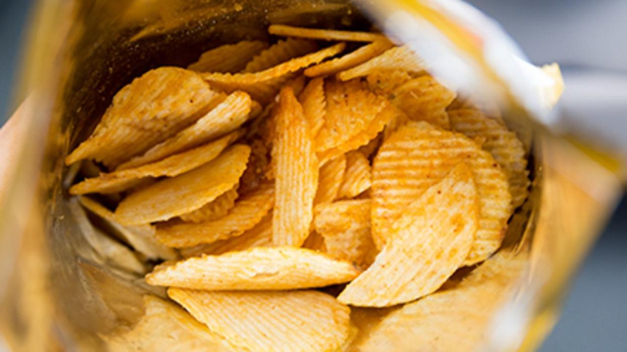 Starchy Snacks and Fatty Lunches Raise Heart Risks, New Study Finds