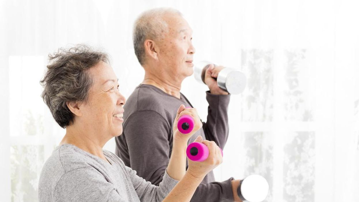 Weightlifting and Arthritis