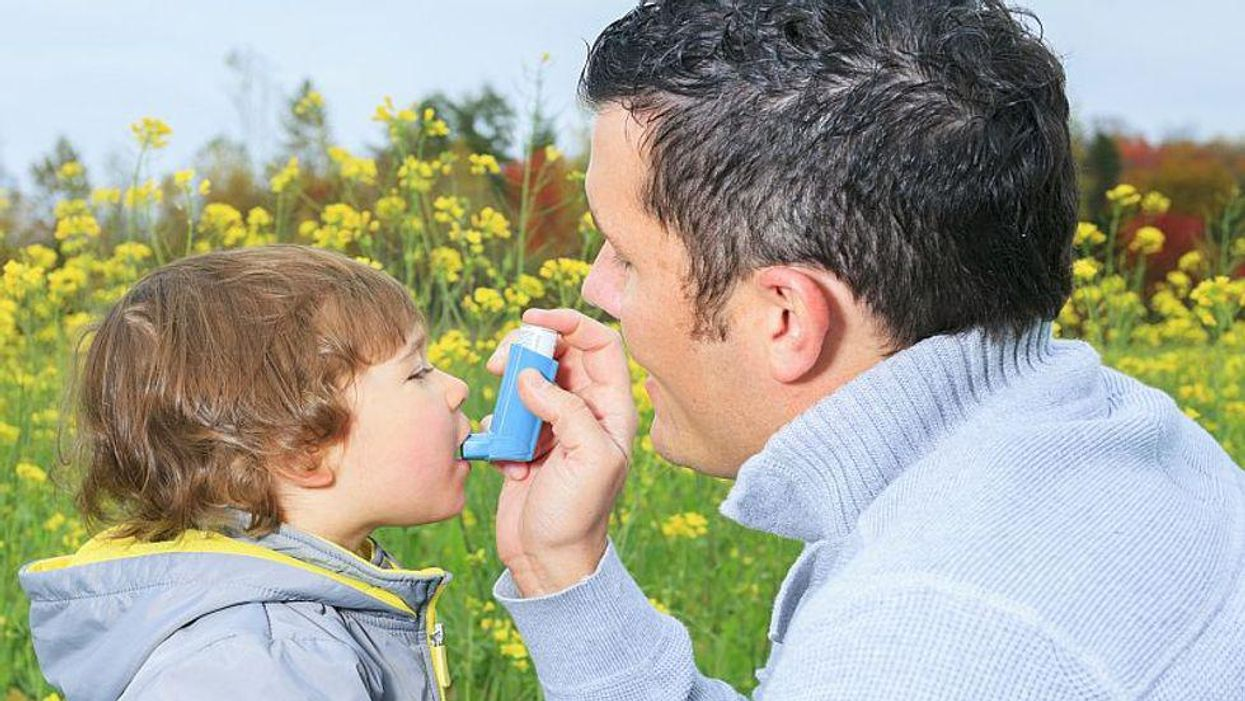Family History Doubles Asthma Risk for Preschoolers