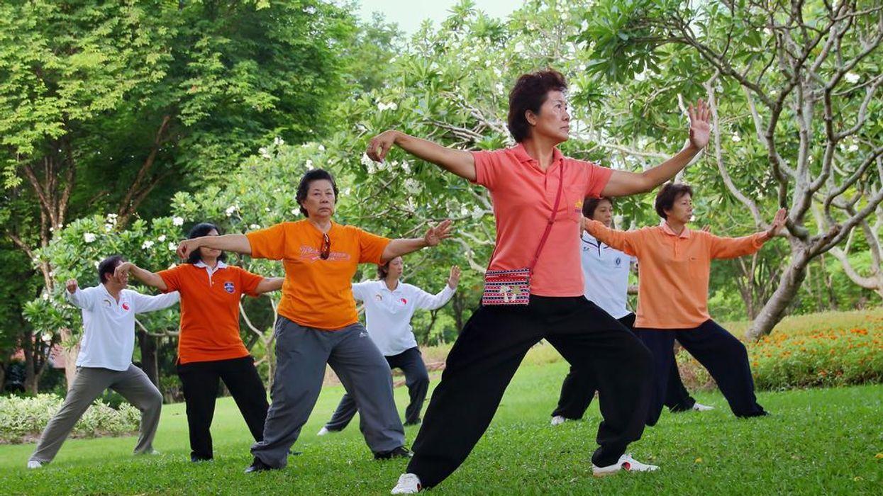 Tai Chi and Arthritis