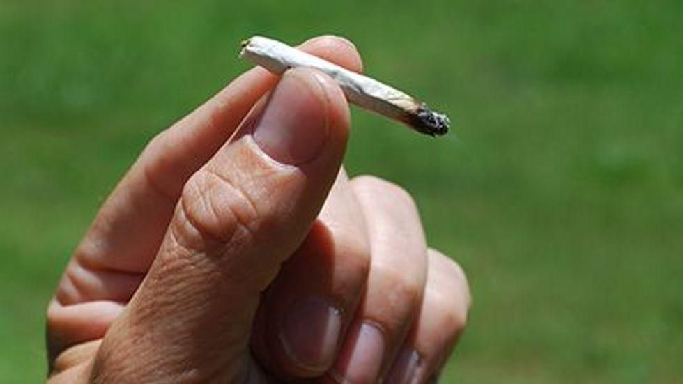 News Picture: Pot Use May Change the Teenage Brain, MRIs Show