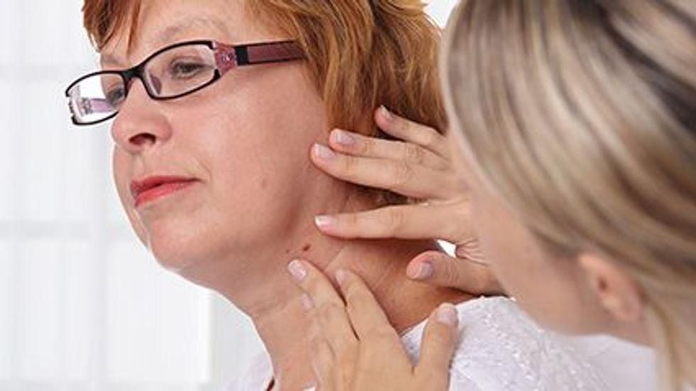 News Picture: Many 'High-Risk' Americans Unconcerned About Skin Cancer: Poll