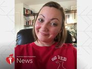 AHA News: At 27, She Collapsed in the Shower From a Stroke