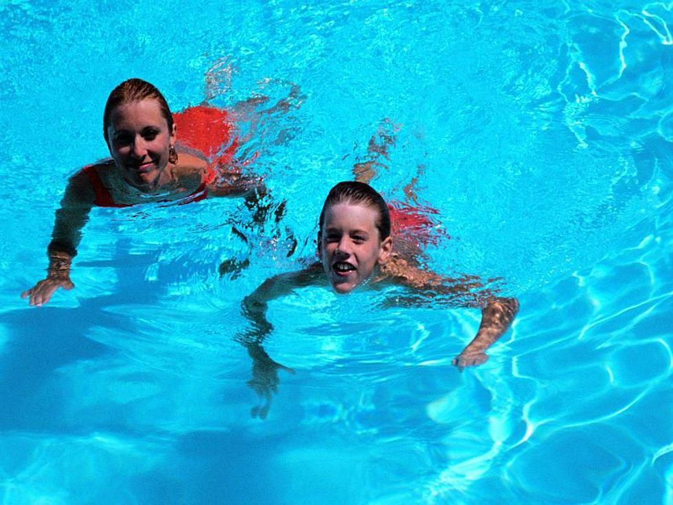 Why Do So Many Kids Never Get Swimming Lessons?