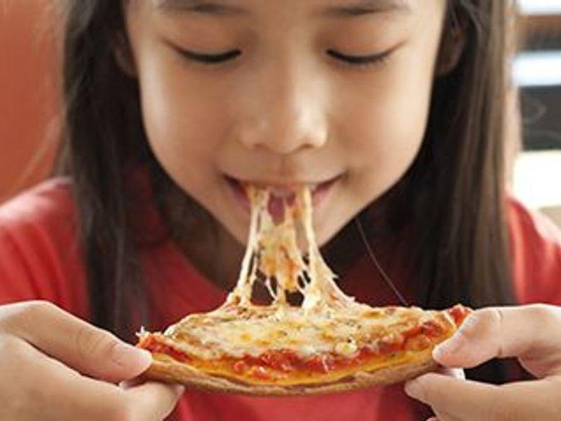 Fast-Food Companies Spending More on Ads Aimed at Youth