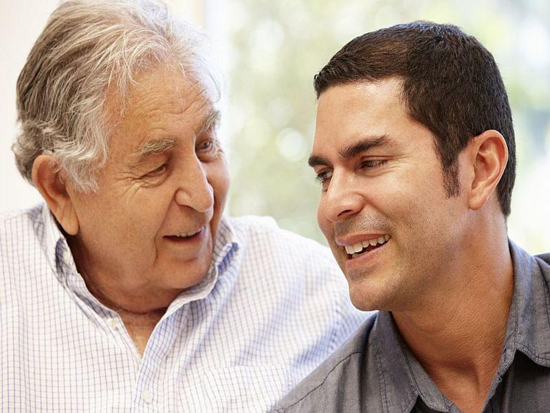 On Father's Day, Give Dad Tips to Keep Healthy